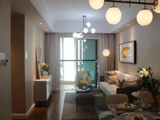 新华学府庄园备案住宅房源124套,备案均价约为9579元/㎡