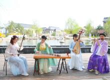 盛世国风 礼乐华夏!华中小镇首届国风文化节盛大启幕